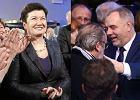 PKW: Gronkiewicz-Waltz - 47,16 proc. głosów, Sasin - 27,75 proc.