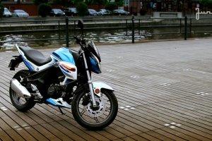 Nowy Junak RS 125 PRO