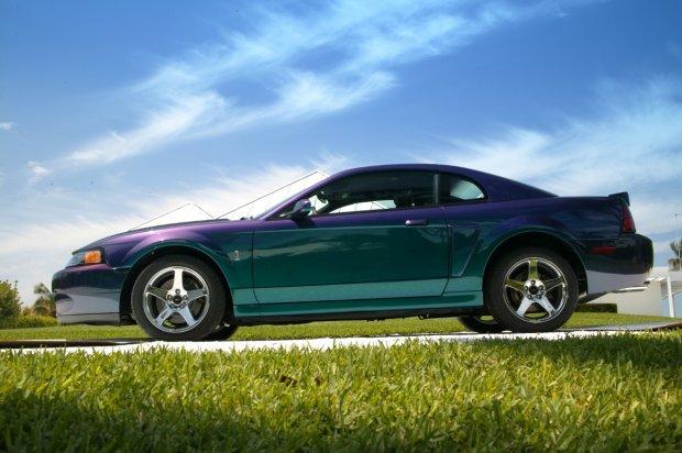 2004 Ford SVT Mustang Cobra