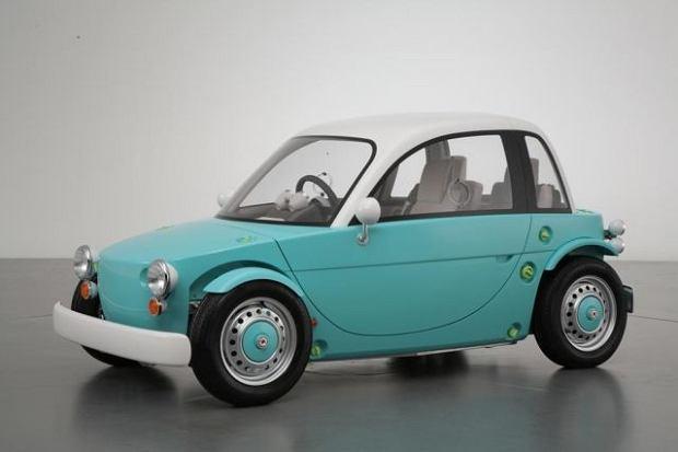 Toyota Camatte - zabaweczka | Wideo