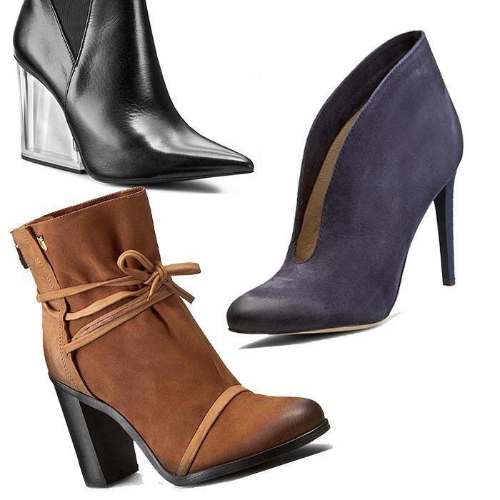 befa2789 Najmodniejsze buty z jesienno - zimowej kolekcji marki Carinii