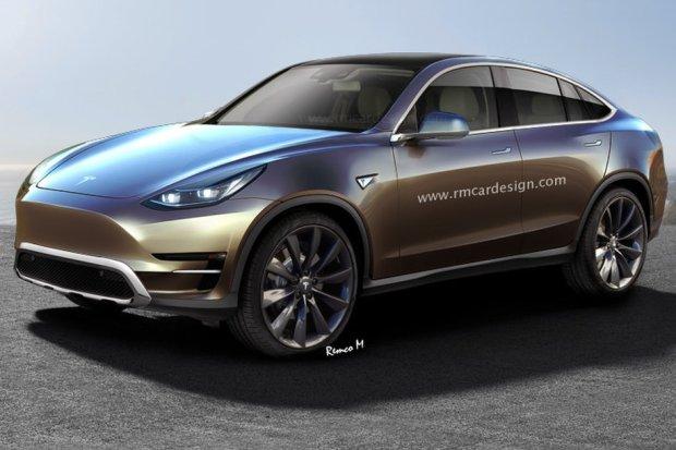 Tesla Model Y | Tak mo�e wygl�da� nowe auto Tesli