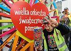Wielka Orkiestra Świątecznej Pomocy Jurka Owsiaka to wielka lekcja bycia dobrym