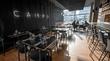 Campo Modern Grill we Wrocławiu