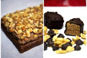 Prosty przepis: wegańskie snickersy