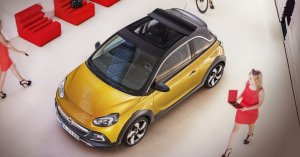 Opel Adam Rocks | Ceny