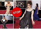 Oscary 2013: najgorsze stylizacje z czerwonego dywanu