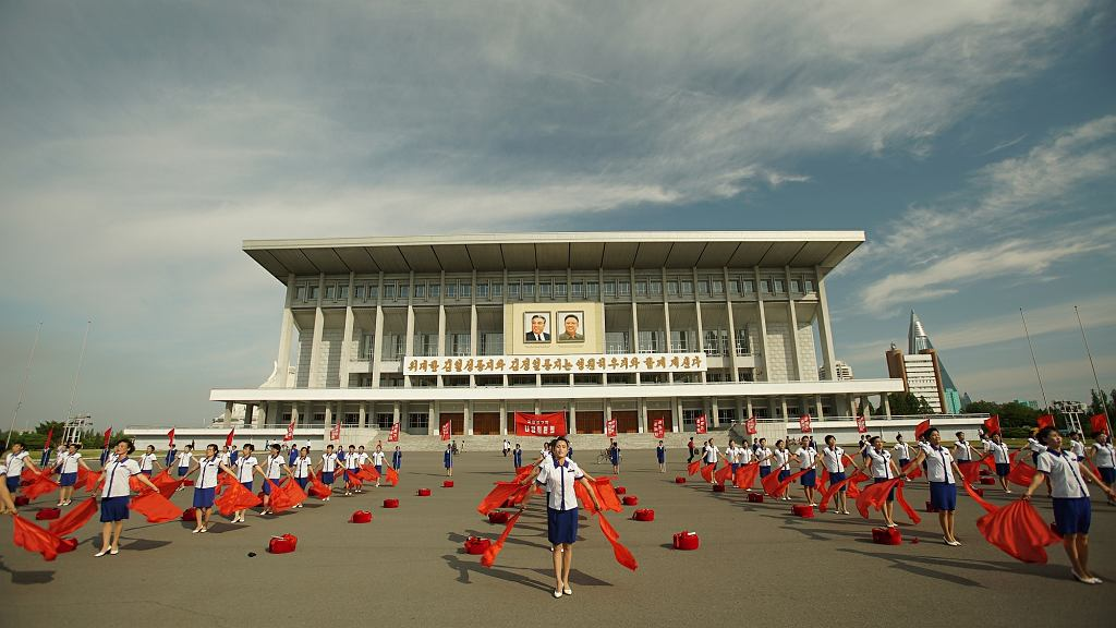 Reportaż 'An Ordinary Day in North Korea'