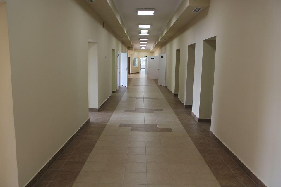 Oddział szpitala w Morawicy po remoncie