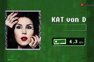"""""""Gwiazdy społeczności"""": Kat von D"""