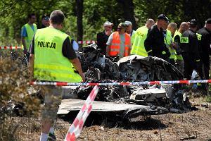 Katastrofa samolotu w Topolowie. �ledztwo przed�u�one do lipca przysz�ego roku