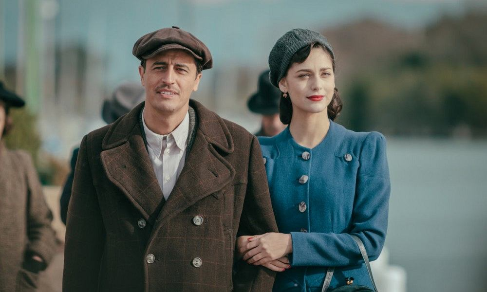 Kadr z filmu 'Ciao Italia!' / Materiały prasowe