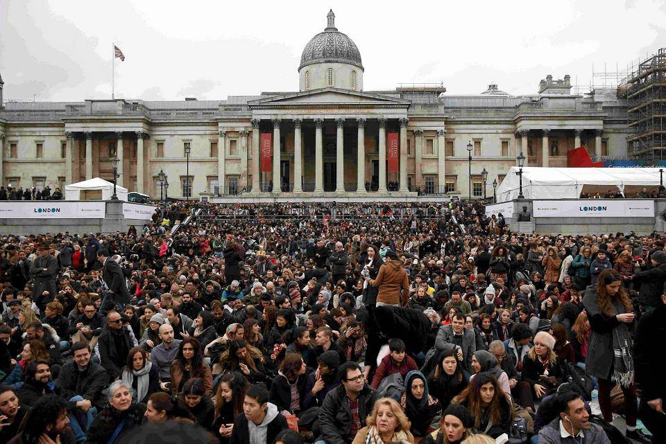 Zdjęcie numer 3 w galerii - Oscary 2017: Londyn solidarny z Farhadim przeciw Trumpowi. Wielka premiera