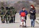 Kij�w rozwi�za� parlament Krymu, na po�udniu powstrzymano rosyjski desant [PODSUMOWANIE]