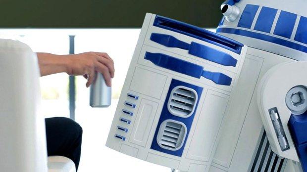 Lodówka R2-D2