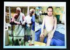 Miał poparzone 95 proc. ciała. Uratowali go krakowscy lekarze. Dr Chrapusta: Rokowania były fatalne
