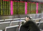 Chiny: Wstrzymano notowania na gie�dach z powodu silnych spadk�w