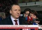 Kurski podczas specjalnej konferencji: Telewizja Polska by�a dla mnie zawsze wielk� mi�o�ci�...
