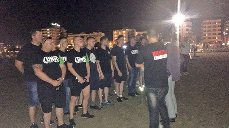 Członkowie ONR będą patrolowali plażę w Rimini, gdzie rok temu brutalnie napadnięto Polaków