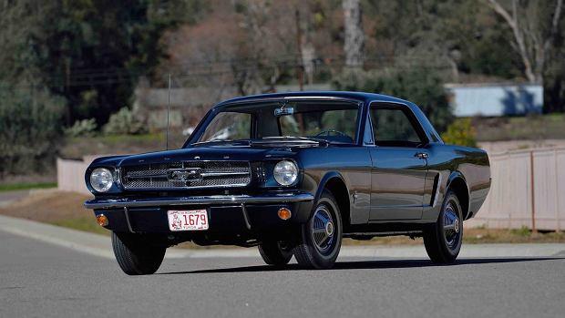 Aukcje | Pierwszy Ford Mustang trafia pod młotek