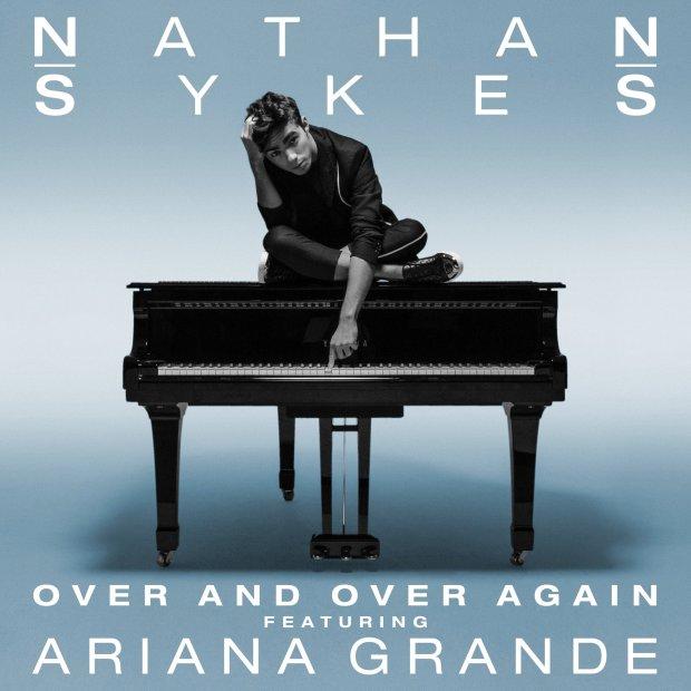 Wokalistka wzięła udział w nagraniu Nathana Sykesa.