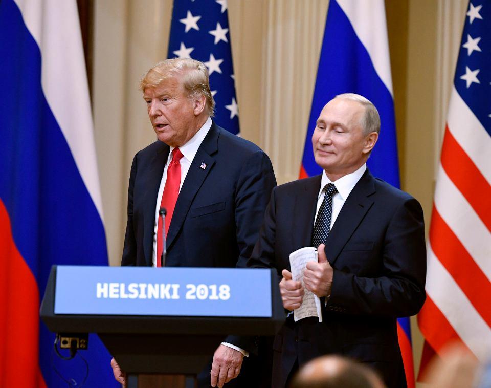 Pierwsze w tej dekadzie oficjalne, dwustronne spotkanie prezydentów USA i Rosji