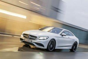 Mercedes S 63 AMG Coupé | Nowa gwiazda