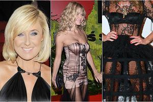Kasia Wołejnio, jedna z uczestniczek reality show Żony Hollywood, wywołała ostatnio niemałą sensację, gdy na elegancki Bal TVN-u ubrała się w suknię rodem z burleski. Nie tylko ona popełniła ten błąd.  Tym gwiazdom zdecydowanie nie udzielił się duch wielkiej, eleganckiej gali, a bal lub inne wysokiej rangi wydarzenie pomyliły z klubem ze striptizem. Zobaczcie, jak się ubrały.