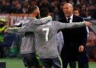 Liga Mistrzów. Real Madryt z solidną zaliczka przed rewanżem. Udany debiut Zidane'a