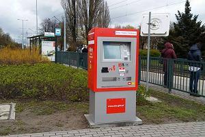 Nowe automaty do sprzedaży biletów stanęły w Gdańsku