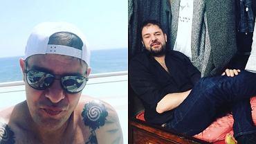 Tomek Karolak pokazał zdjęcie bez koszulki
