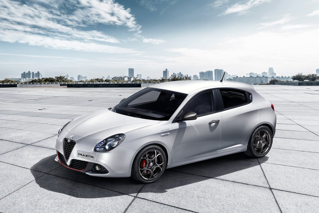 Alfa Romeo Giulietta FL 2016