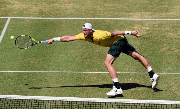 Puchar Davisa. Australia - USA 1:1 po pierwszym dniu