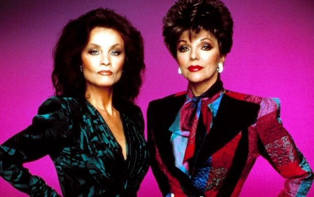 Kate O`Mara i Joan Collins