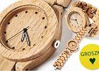 W zgodzie z naturą: drewniany zegarek