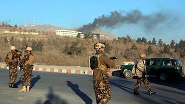Atak na hotel w Kabulu