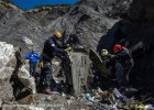 Katastrofa samolotu w Alpach. Zako�czy�a si� identyfikacja ofiar