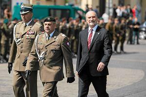 Dowódcy Wojsk Obrony Terytorialnej krytyka bardzo się nie spodobała. Poszedł do prokuratury