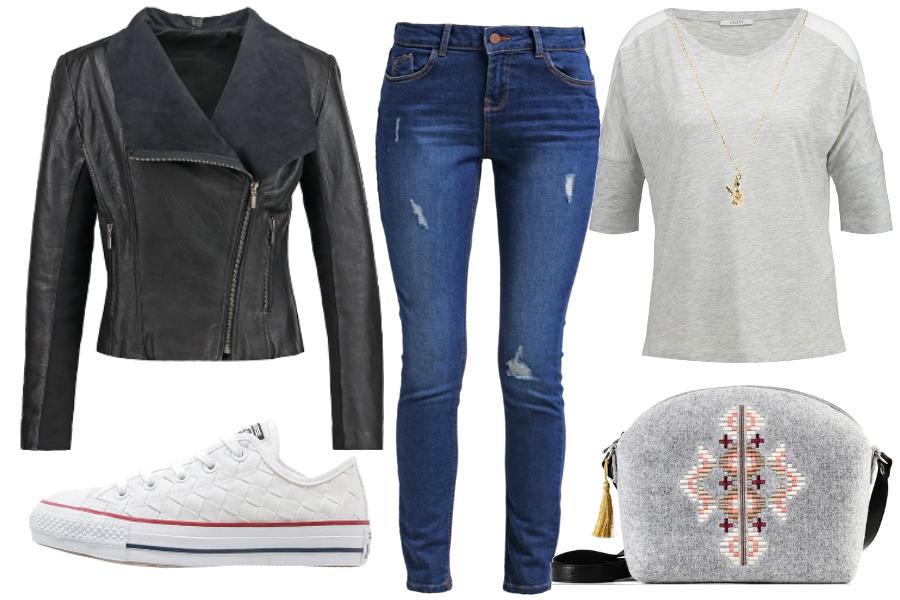 00fbf164daf64 Trampki Converse - z czym je modnie nosić