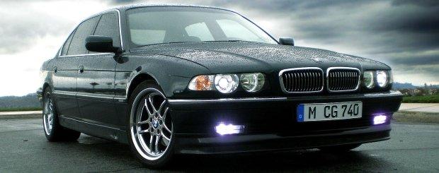 Używane BMW 7 (1994-2001) E38