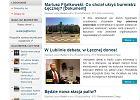 """Zarzuty za prowadzenie bloga. """"Przes�ucha� Kasi� Tusk i Palikota"""""""