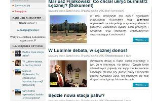 """Zarzuty za prowadzenie bloga. """"Przesłuchać Kasię Tusk i Palikota"""""""