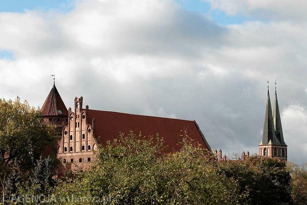 Olsztyński zamek to nadal jeden z najbardziej charakterystycznych elementów miejskiego krajobrazu
