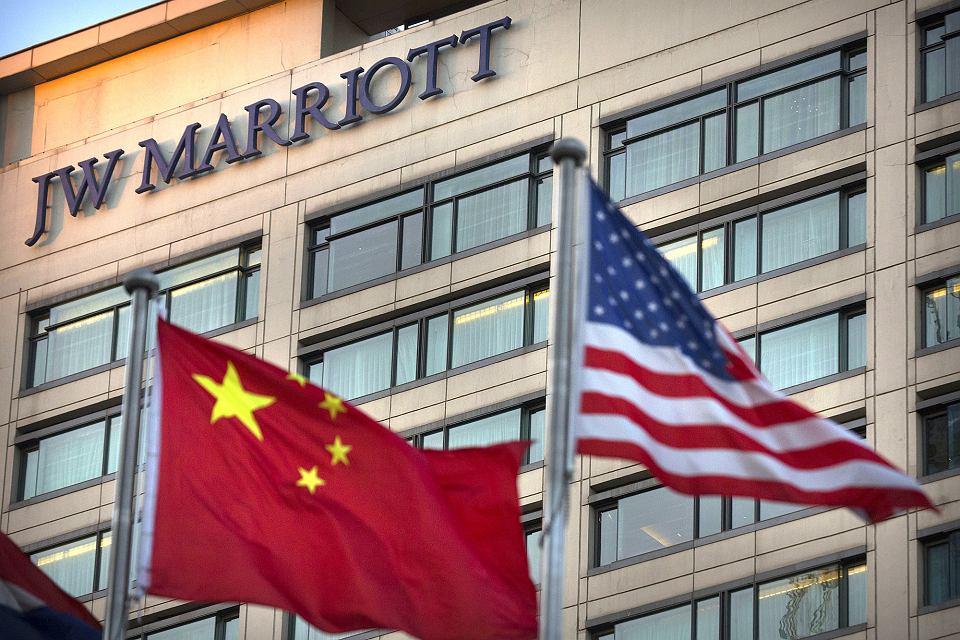 Marriott w Chinach, swoim największym rynku poza Ameryką Północną, posiada blisko 300 hoteli