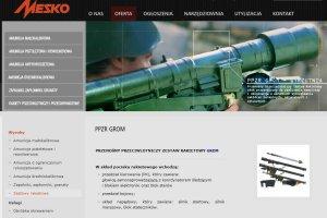 Litwa kupi polski system Grom. Za 10 mln euro