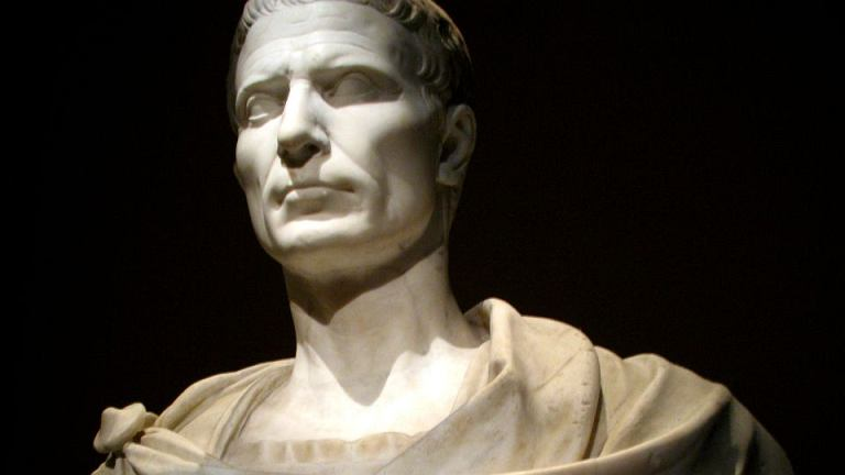 Popiersie Gajusza Juliusza Cezara