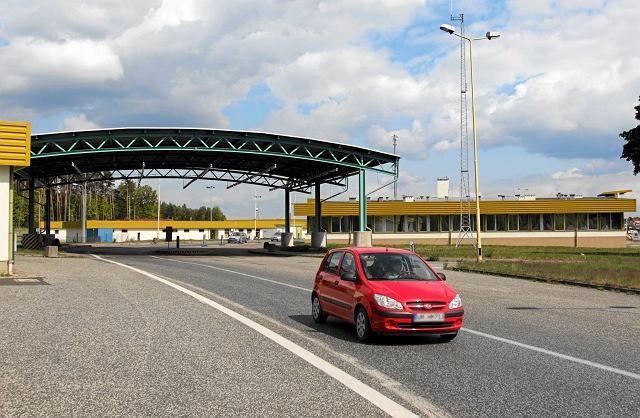 Przejście graniczne Lubieszyn-Linken