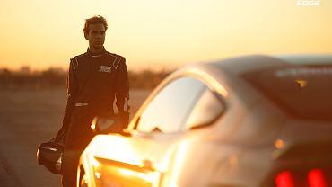 Matt Powers i Ford Mustang Roush Stage 3