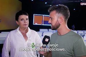 """Korwin Piotrowska o ksenofobicznym wpisie Grudowicza. """"Zrobiłam mu koło du*y"""". Jest jednak coś, co ją urzekło"""