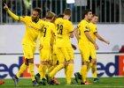 Liga Europy. Zwyci�stwo Borussii Dortmund, popis Aubameyanga